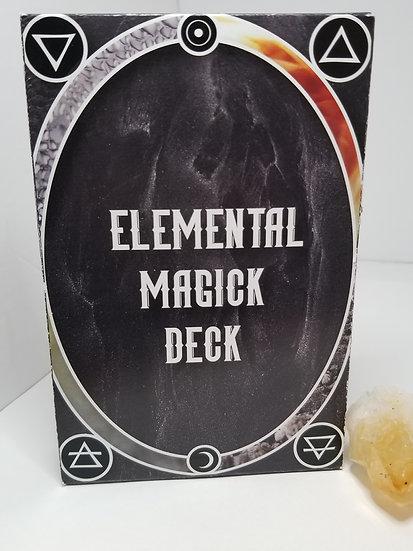Elemental Magick Deck