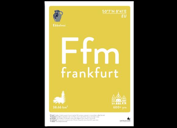 Frankfurt prints