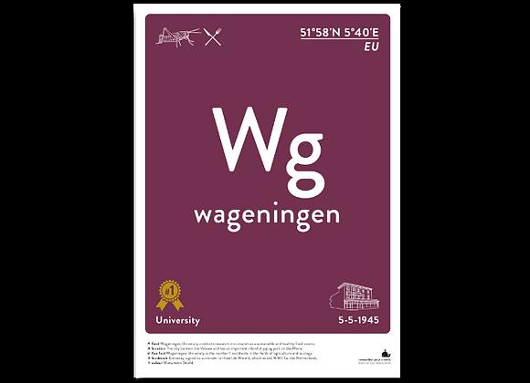 Wageningen prints