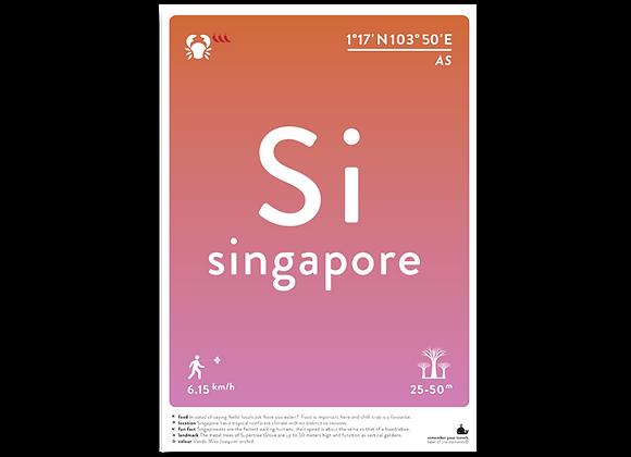Singapore prints