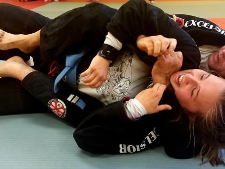 Benefits of Jiu-Jitsu Training