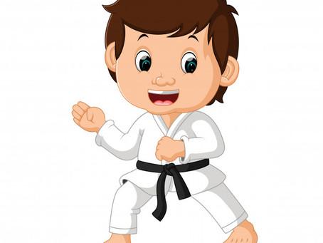 Kid Black Belts?