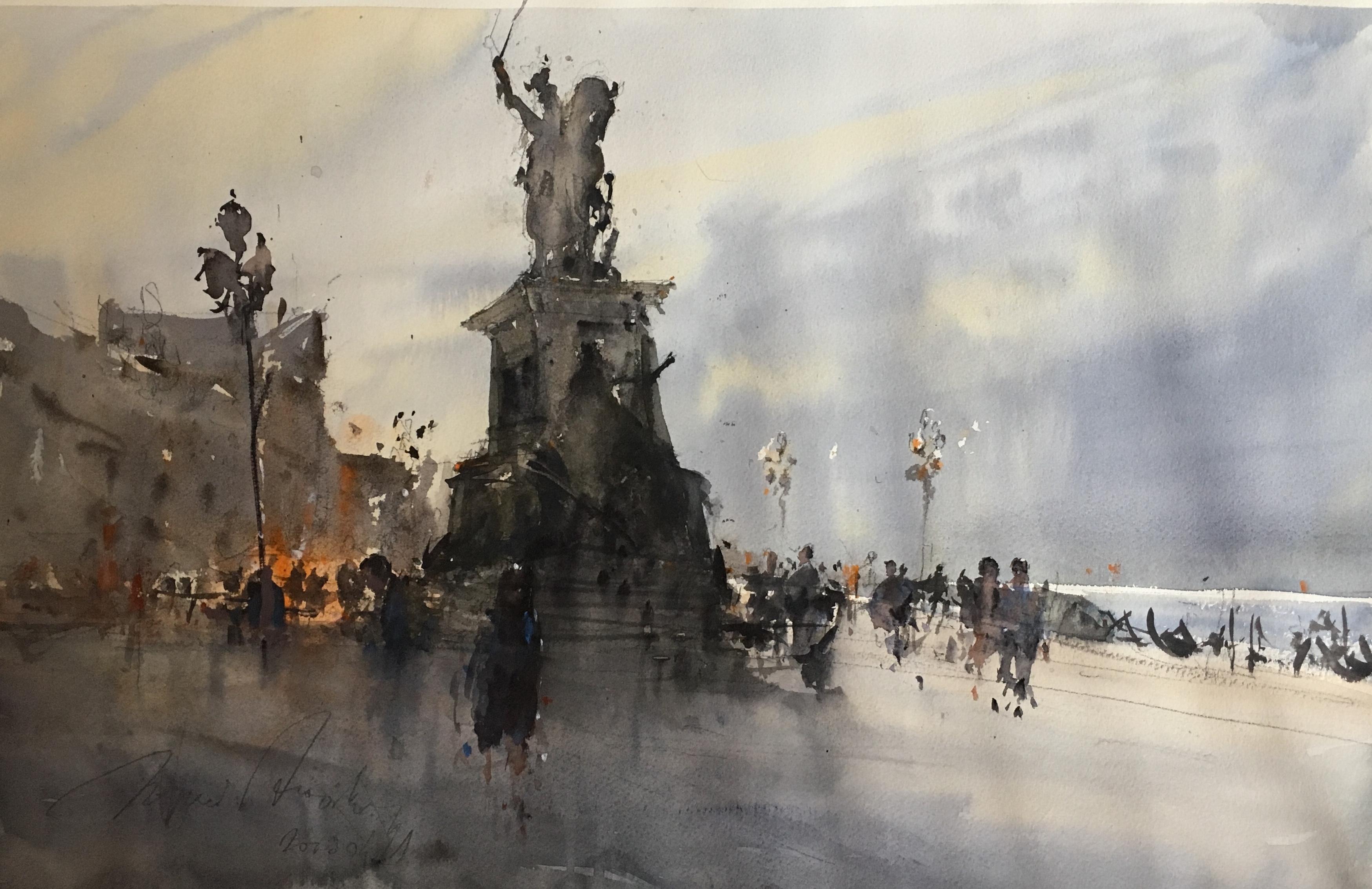 Виктору Эммануилу II, Венеция/ To V