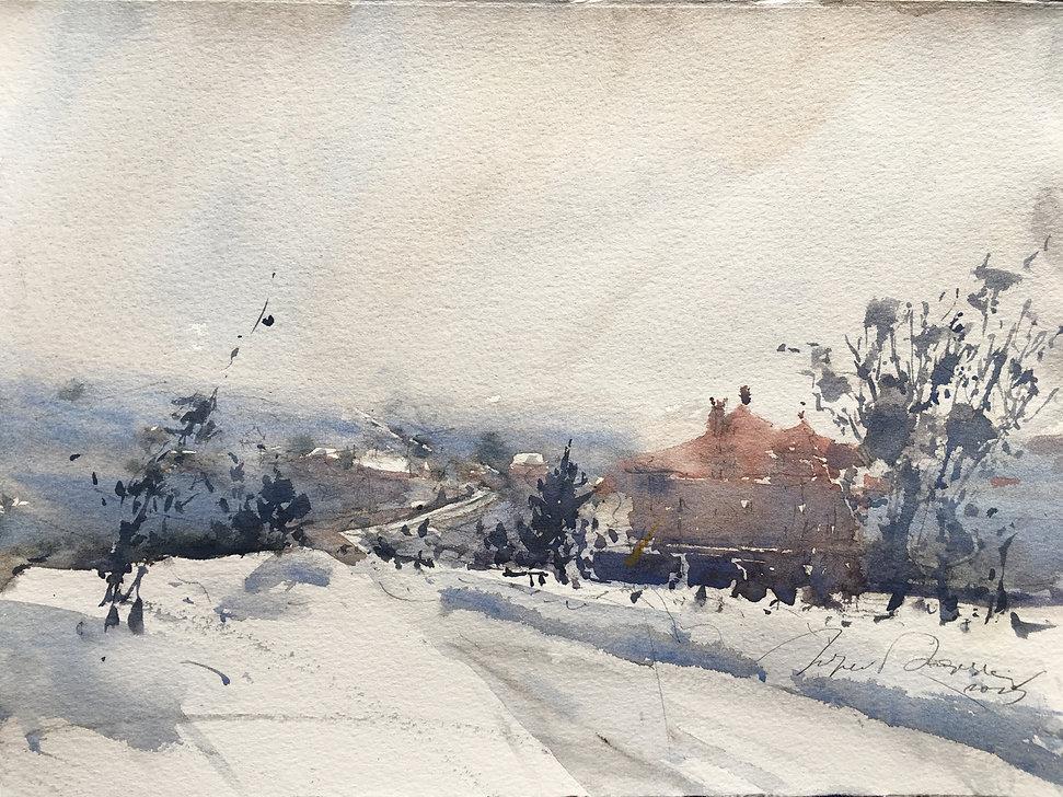 Зима в Словакии / Winter inSlovakia