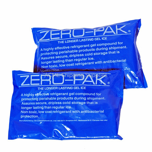 Gel Ice Pack - Blue
