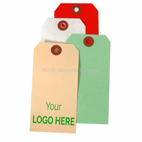 Custom Printed Tags