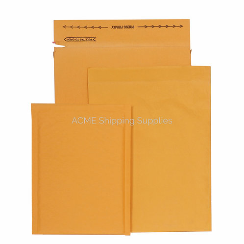 Bubble & Padded Mailers