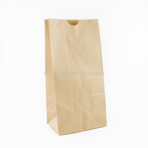 Gusseted Paper Bags