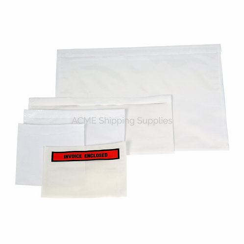 Packing Slip Envelopes