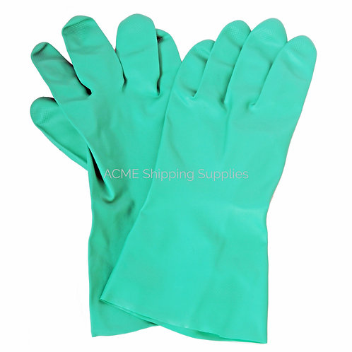 Chemical Rubber Gloves