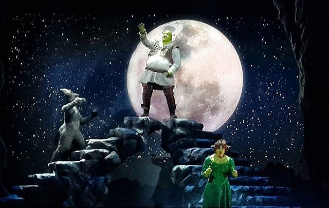 Shrek International Tour