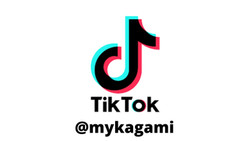 mykagami TikTok is live