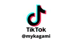 mykagami TikTok is live
