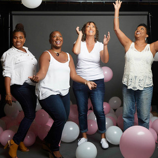 Shermel, Shawna, Liz, Leslye