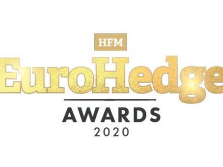 Nominierung EuroHedge Award 2020