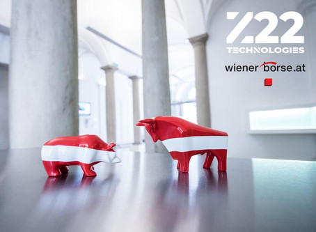 Going International - First Product Listing On Vienna Stock Exchange