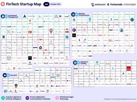 Z22 Technologies now on Swisscom FinTech Start-up Map