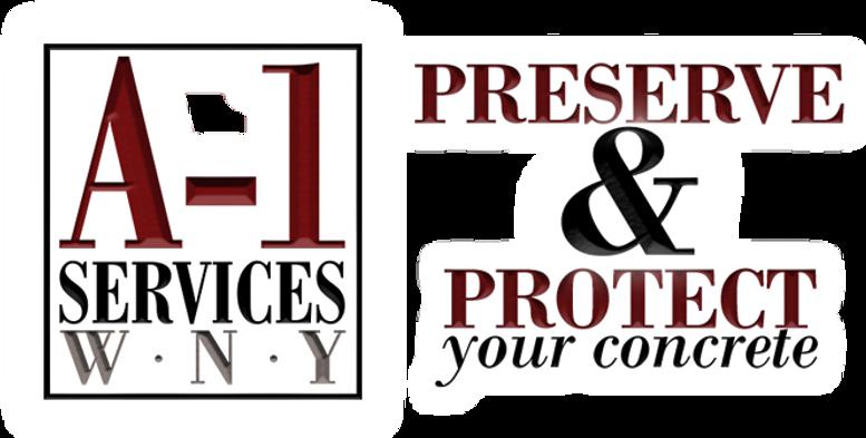 A-1 Services Preserve & Protect Your Concrete