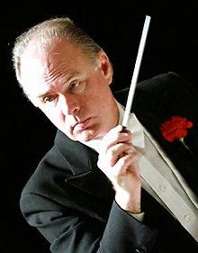 Dr John Farrer, President, Conductors Guild