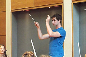 Conducting in the Royal Academy of Music