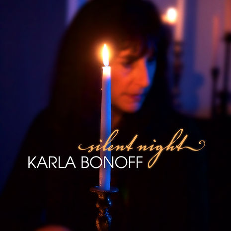 Karla Bonoff - Silent Night - Cover (for