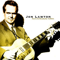 """Jon Lawton """"Nerve & Headache Tablets"""""""