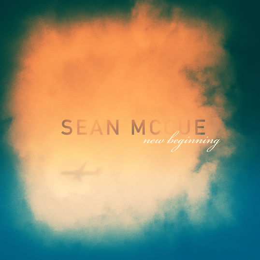 Sean McCue - New Beginning - Cover Idea
