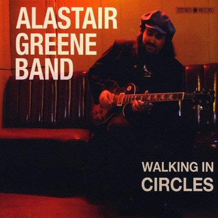 """Alastair Greene """"Walking In Circles"""""""
