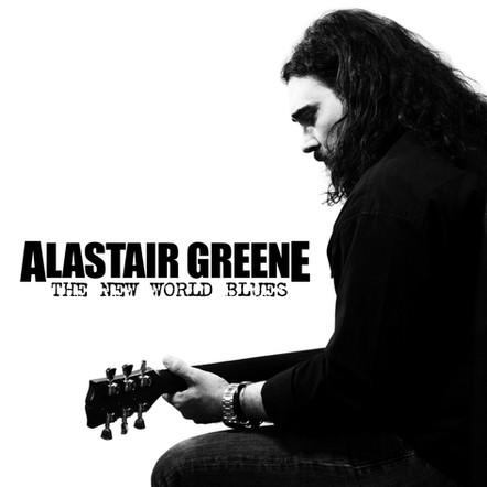 "Alastair Greene ""The New World Blues"""