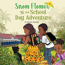 Snow Flower and the School Day Adventure