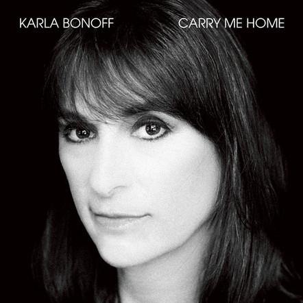 "Karla Bonoff ""Carry Me Home"""