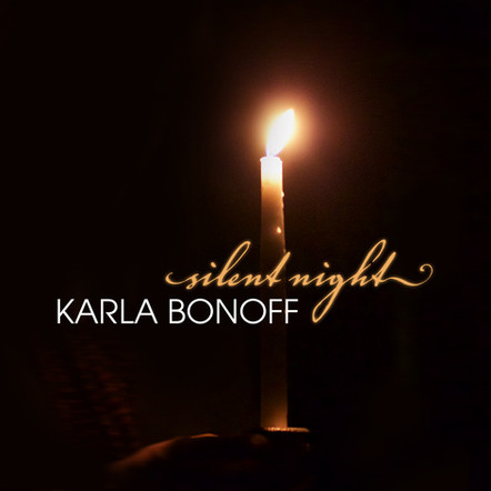 "Karla Bonoff ""Silent Night"" Single"