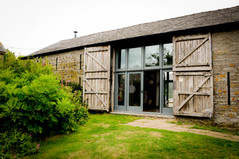 The Barn At Drovers Outside View