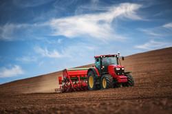 Agriculture Equipment Custom Parts
