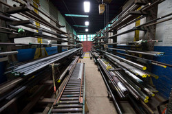 A Wide Variety of Stocked Steel