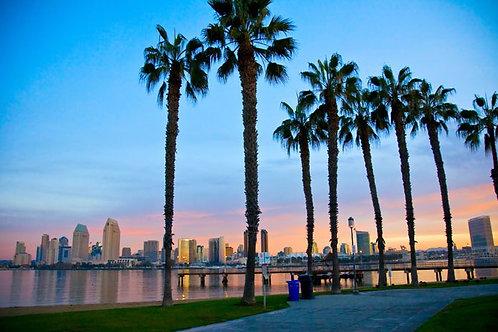 San Diego October 7-8