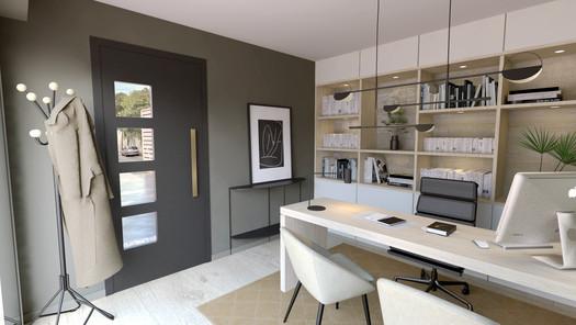 Maison Mèze, Design Elémentaire