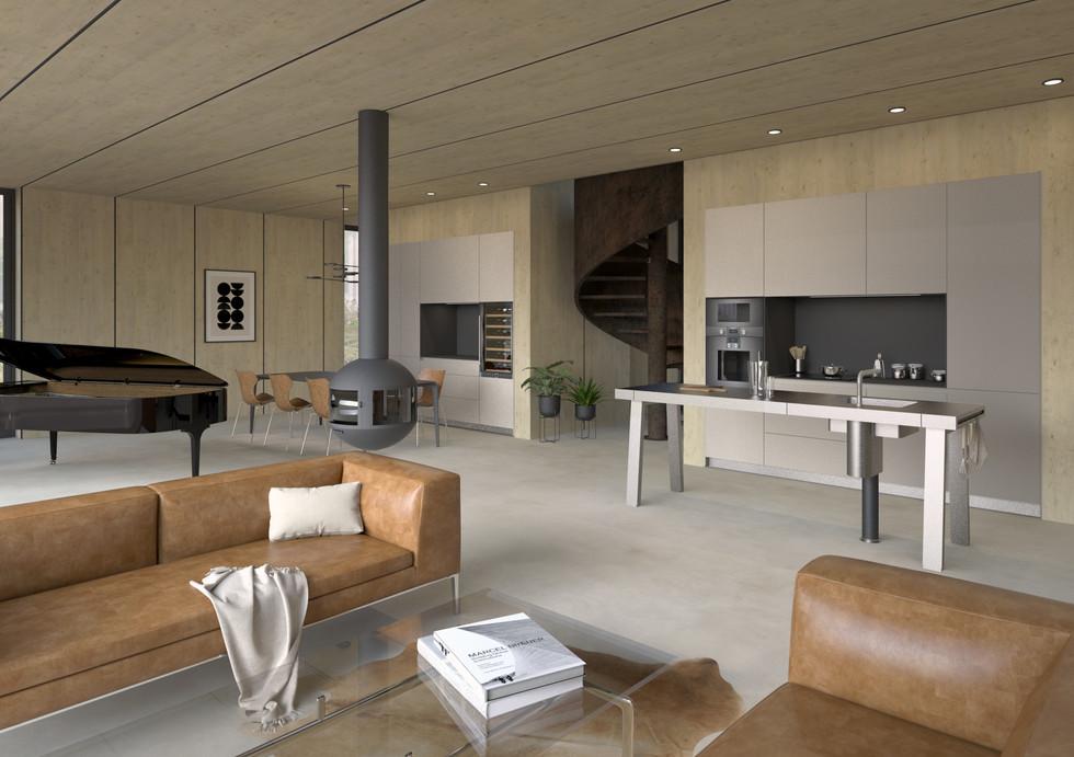 Maison GIO, Bulthaup, Design Elémentaire