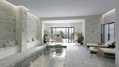 Visualisation 3D chambres d'hôtes, Design Elémentaire