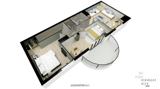 Aménagement d'une maison, Design Elémentaire