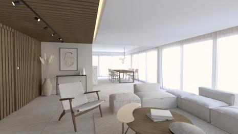 Appartement à Sète, Design Elémentaire