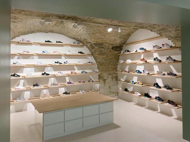 Aménagement de boutique, Nîmes