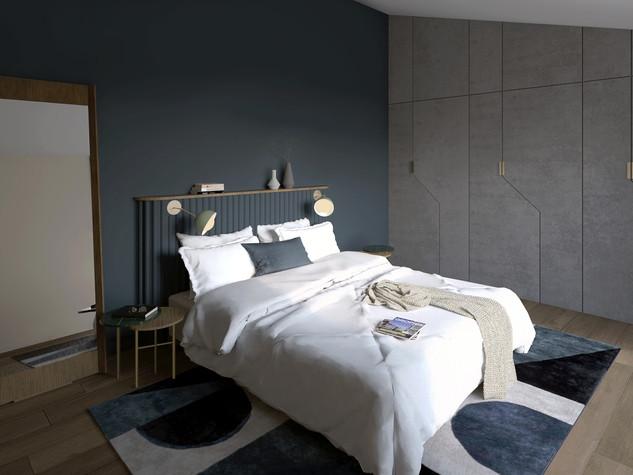 Visualisation 3D d'un appartement, Montpellier