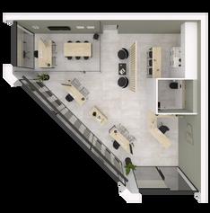 Plan 3D, Design Elémentaire