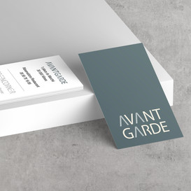 Mockup branding Design Elémentaire