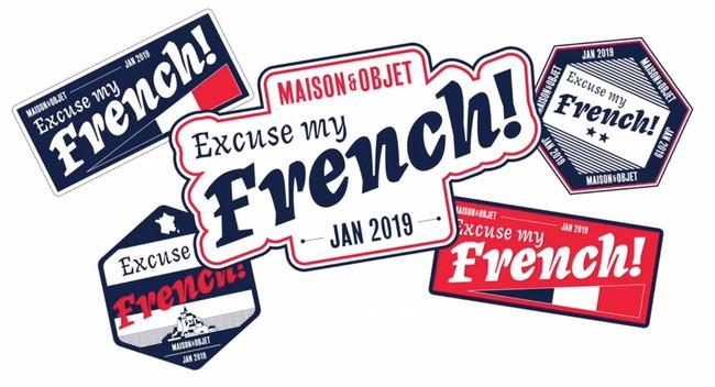 Excuse my French   Salon Maison & Objet Janvier 2019