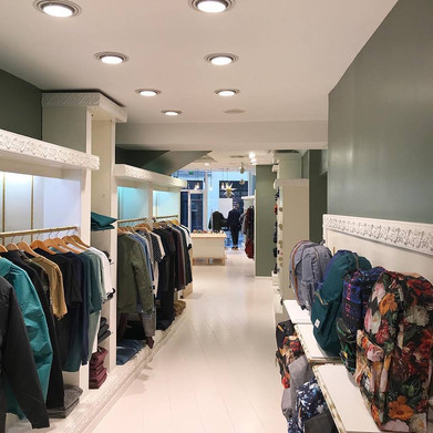 Green Corner, Design Elémentaire