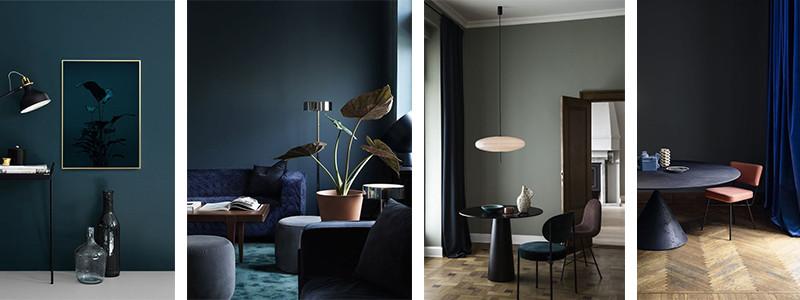 Teintes profondes   Salon Maison & Objet Janvier 2019