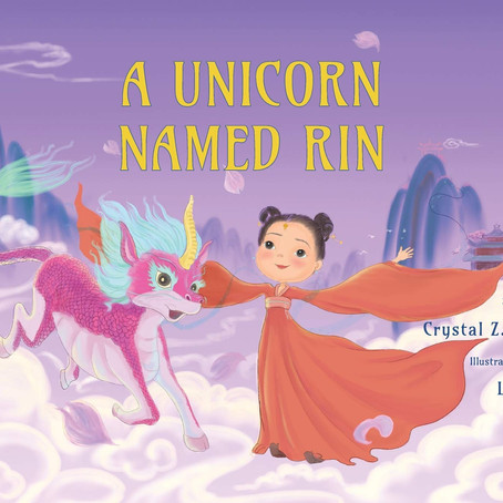 A Unicorn Named Rin - Review