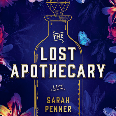 The Lost Apothecary - Review